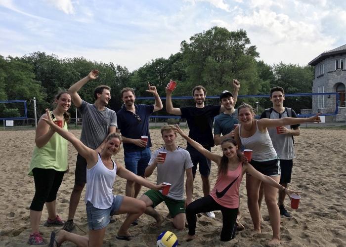 volleyball-entre-membres